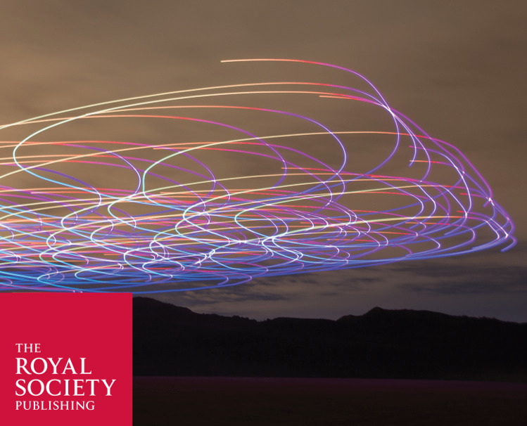 Mimicking nature, our drones are flocking smoothly on the cover of Journal of the Royal Society Interface